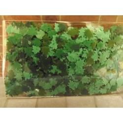 Sachet de fausses feuilles de 3 à 6mm modèle 1