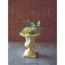 Jardinière urne 3,5cm de haut