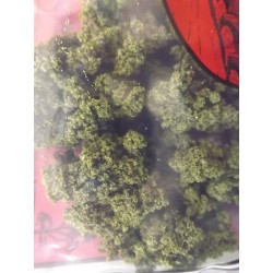 Flocage morceaux vert clair