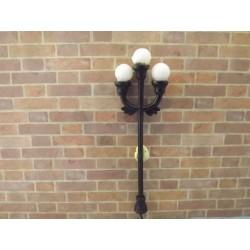 Lampadaire 3 globes 6,8cm