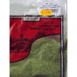 Flocage herbe statique vert été 2mm