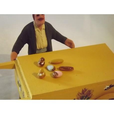 Assortiment de pâtisseries (pour du 7cm)
