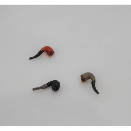 Pipe avec tabac  1cm long