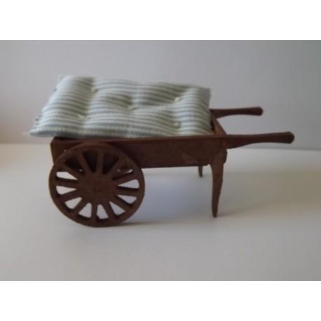 Chariot du matelassier 10cm de long