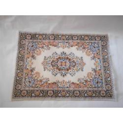 Grand tapis, modèle 1, 24cm sur 15cm