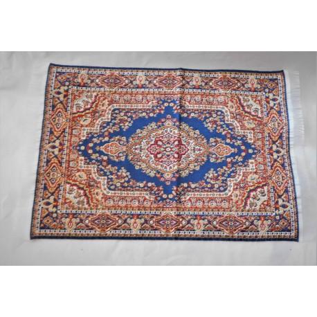 Grand tapis, modèle 2, 24cm sur 15cm