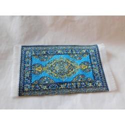 Petit tapis,modèle 3 :  8,5cm de long