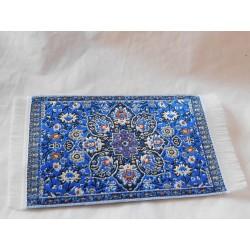 Petit tapis,modèle 4 :  8,5cm de long