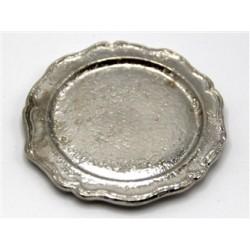 Plateau en métal  3cm de diamètre