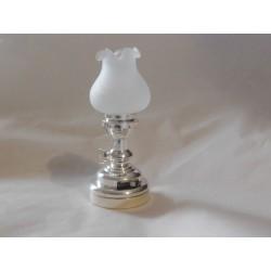 Lampe à pétrole avec led 4,5cm haut