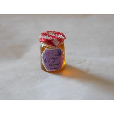 Pot de miel de lavande (1,2cm de haut environ)