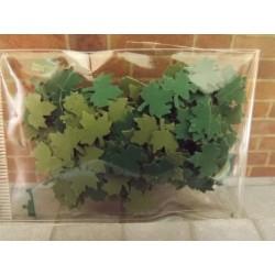 Sachet de fausses feuilles de 1cm, modèle 2