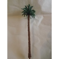 Grand palmier vert foncé
