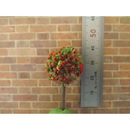 Petit arbre boule fleuri