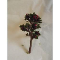 Arbre fruitier rouge 7cm