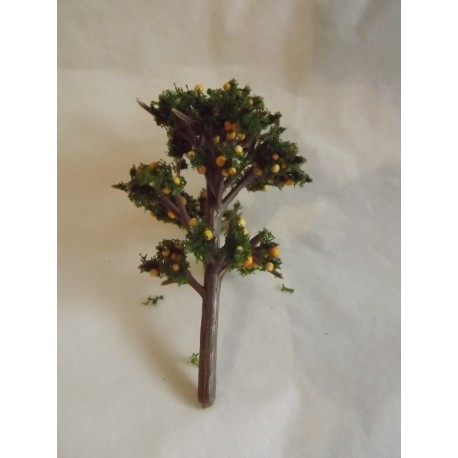Arbre fruitier orange, 7cm